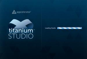 Titanium-mobile-install-loading