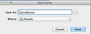 unity-save-scene-as